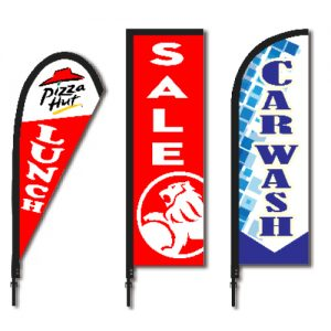 Flying Banners / Wind Flags